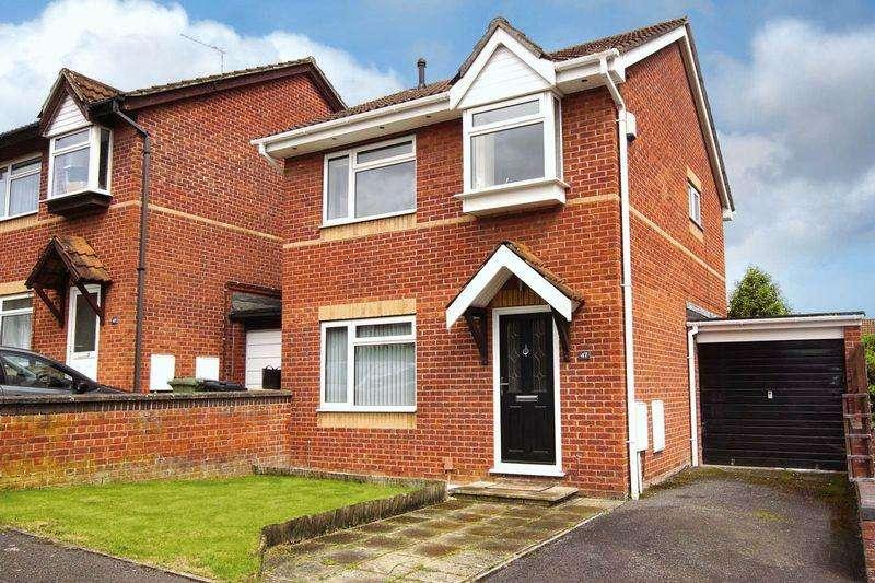 3 Bedrooms Link Detached House for sale in Jeffery Court, Bristol, BS30 8GF