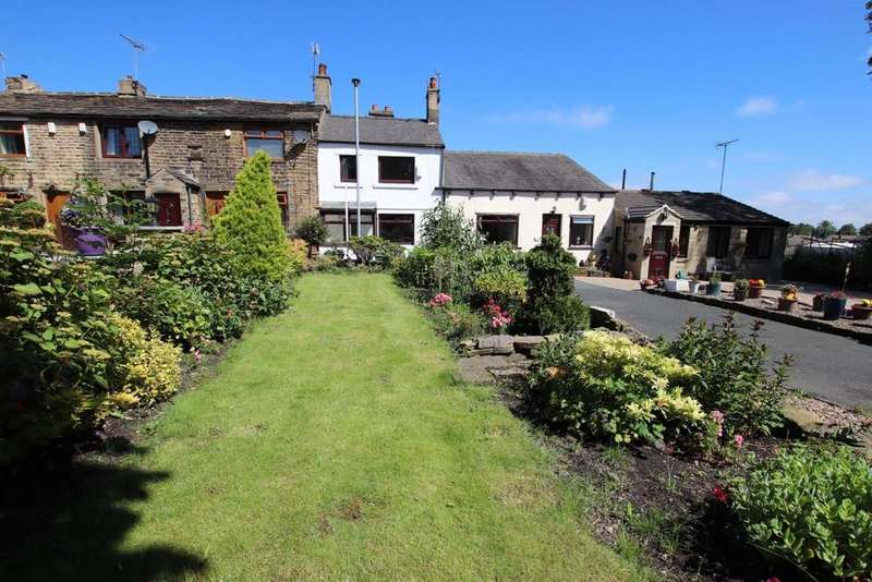2 Bedrooms Cottage House for sale in Moorside Road, Eccleshill, Bradford