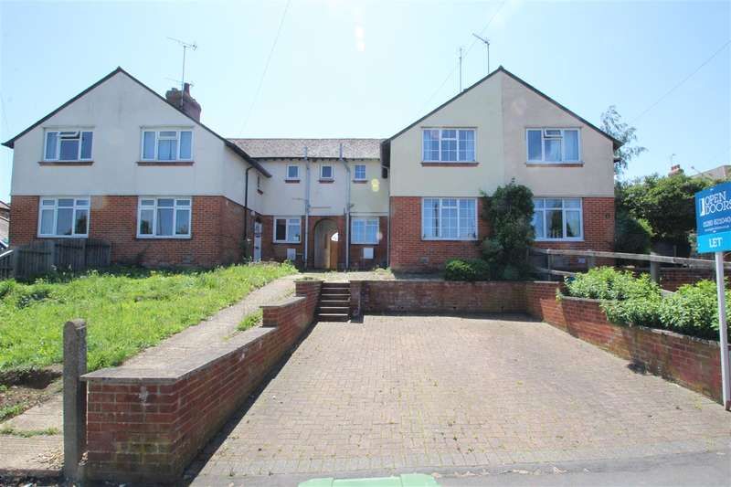 3 Bedrooms Terraced House for sale in Bourton Road, Buckingham