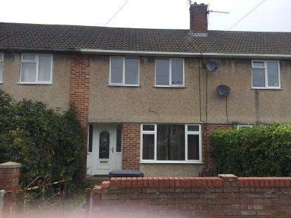 3 Bedrooms Terraced House for sale in Canvey Close, Westbury On Trym, Bristol, City Of Bristol