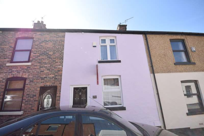 2 Bedrooms Terraced House for sale in Fountain Street, Hyde, Greater Manchester, SK14