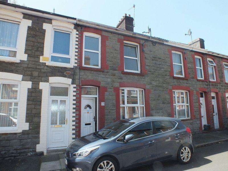 2 Bedrooms Terraced House for sale in Caefelin Street, Llanhilleth