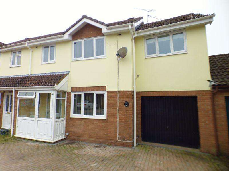 3 Bedrooms Semi Detached House for sale in The Oak Field, Cinderford