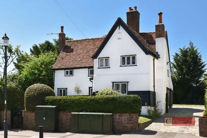 3 Bedrooms Detached House for sale in High Street, Walkern