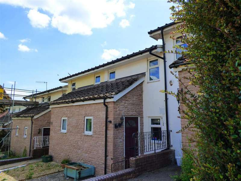 2 Bedrooms Terraced House for sale in The Old Farmhouse Mews, Llandogo, Monmouth