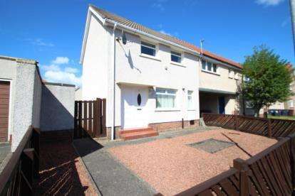 2 Bedrooms Link Detached House for sale in St. Brides Place, Irvine, North Ayrshire