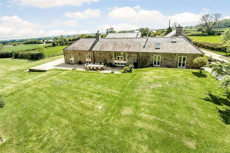 5 Bedrooms Detached House for sale in Caeau Gleision Lane, Halkyn