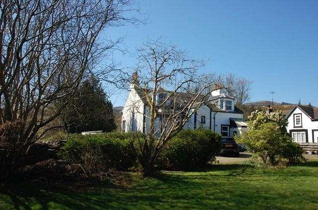 5 Bedrooms Detached House for sale in Burnside, 1 Edward Street, Dunoon