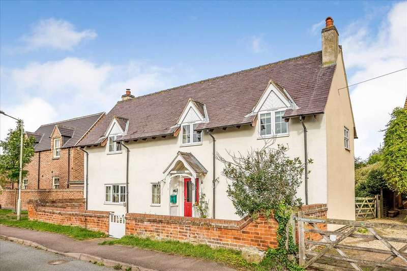 4 Bedrooms Detached House for sale in King Street, Nether Broughton, Melton Mowbray, Leicestershire