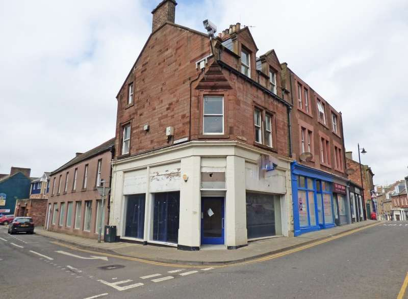 Retail Property (high Street) Commercial for sale in 280, High Street, Arbroath, Angus