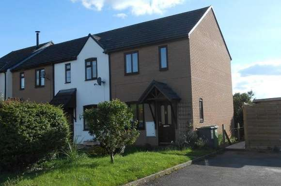 2 Bedrooms Terraced House for sale in Cedar Road, Mickleton, Chipping Campden