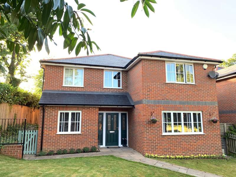 4 Bedrooms Detached House for sale in Peppard Road, Sonning Common, RG4