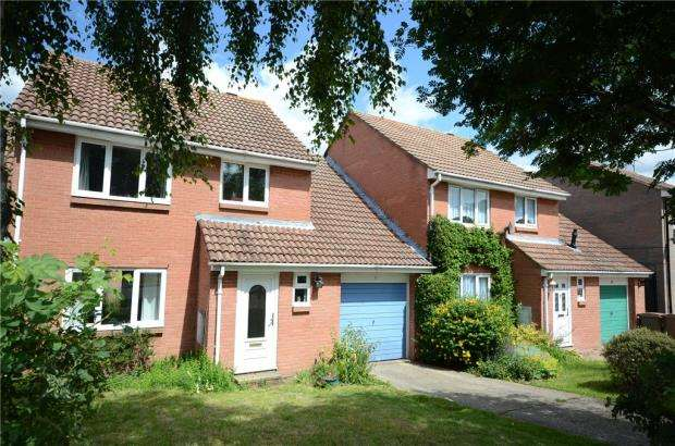 4 Bedrooms Link Detached House for sale in Kestrel Way, Wokingham, Berkshire