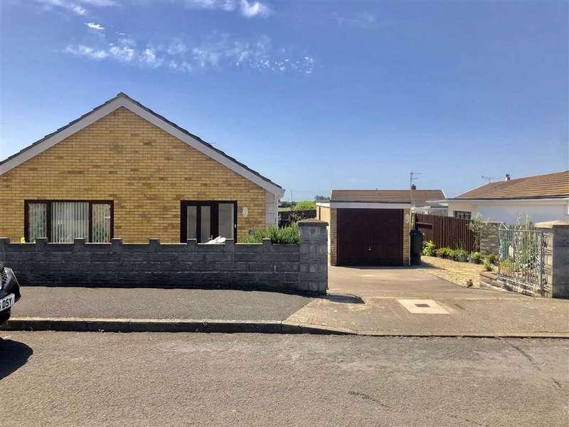 3 Bedrooms Detached Bungalow for sale in Maenor Helyg, Pembrey, Burry Port