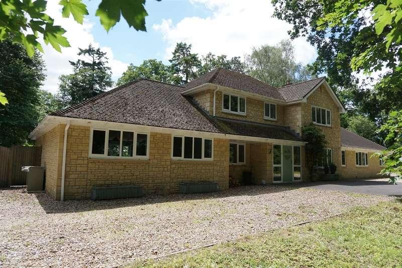 6 Bedrooms Detached House for sale in Brokerswood, Westbury