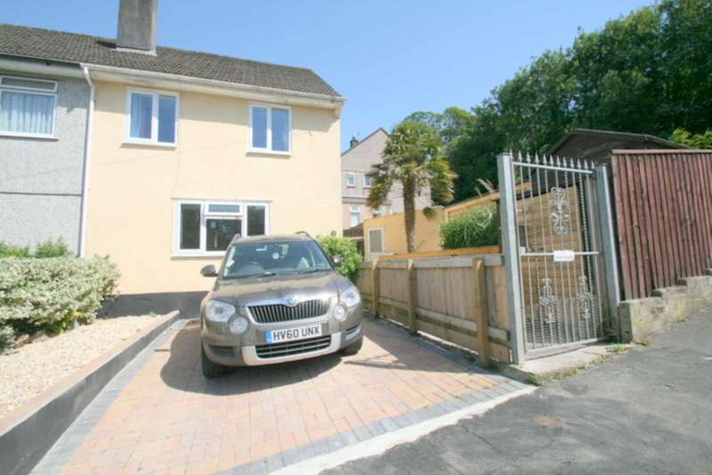 3 Bedrooms Semi Detached House for sale in 11 St Stephens Road, Plympton