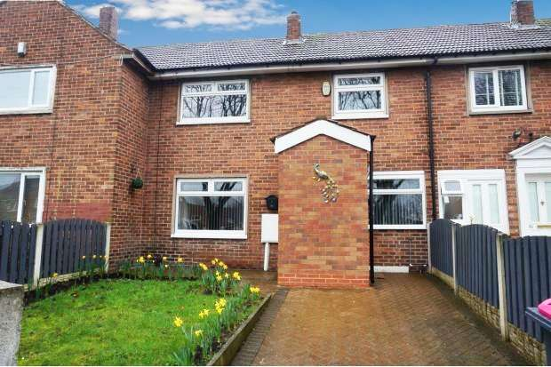 Town House for sale in St John's Road, Rotherham, South Yorkshire, S64 8QJ