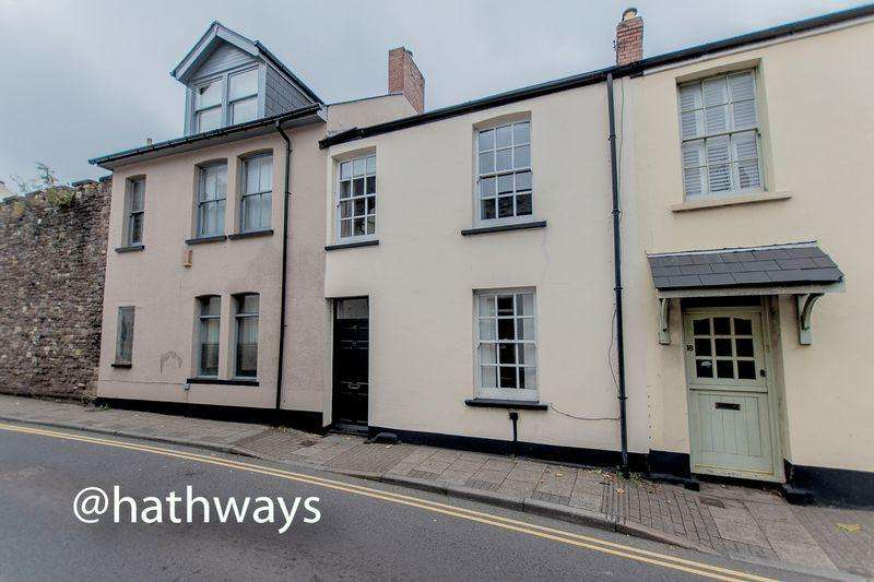 3 Bedrooms Cottage House for sale in High Street, NP18