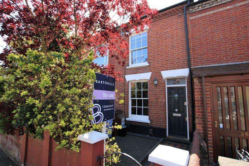 2 Bedrooms Terraced House for sale in Wodehouse Street, Norwich