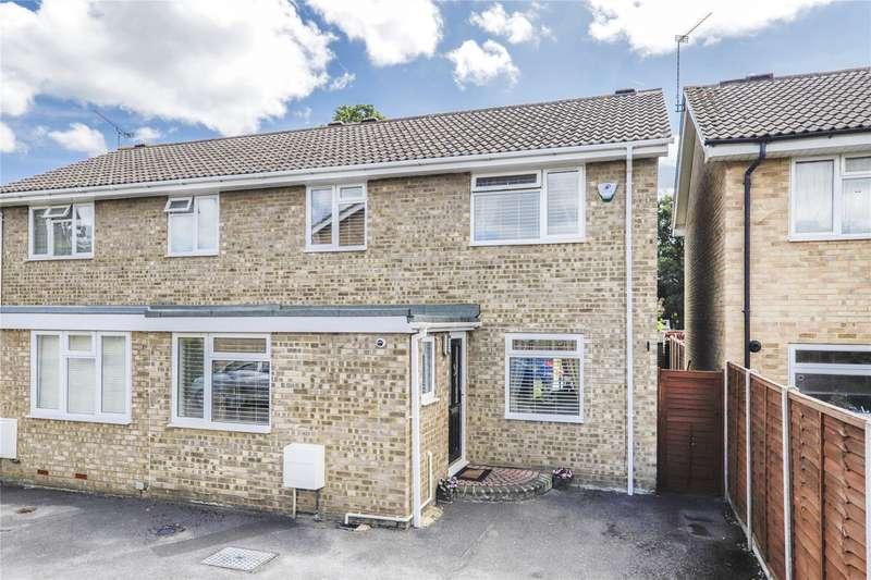 3 Bedrooms House for sale in Kilmuir Close, College Town, Sandhurst, Berkshire, GU47