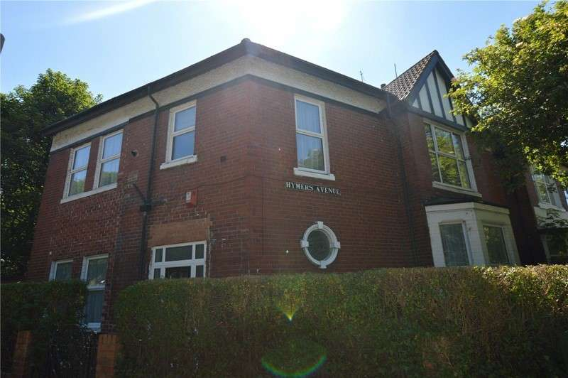 2 Bedrooms Property for sale in Hymers Avenue, Hull, East Riding of Yorkshire, HU3 1LJ