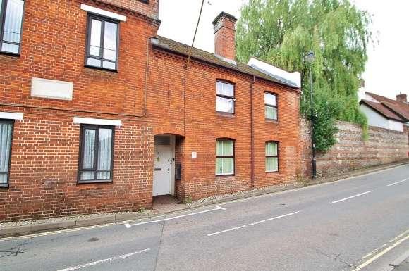 2 Bedrooms Terraced House for sale in Kingsclere Road, Overton, Basingstoke
