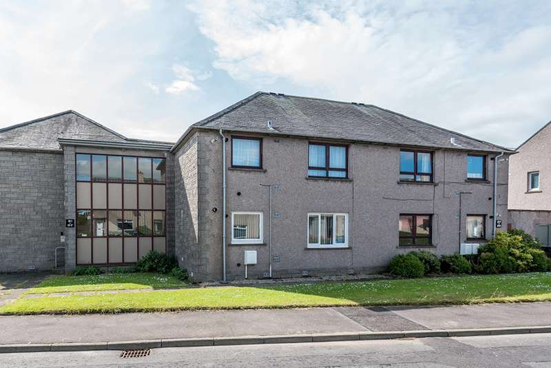 1 Bedroom Ground Flat for sale in Bloomfield Road, Arbroath, Angus, DD11 3LN