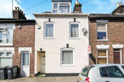 4 Bedrooms Terraced House for sale in North Street, Luton, Bedfordshire