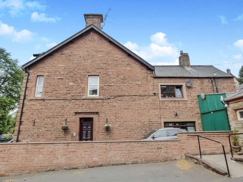 4 Bedrooms Semi Detached House for sale in Redstones, Appleby-In-Westmorland