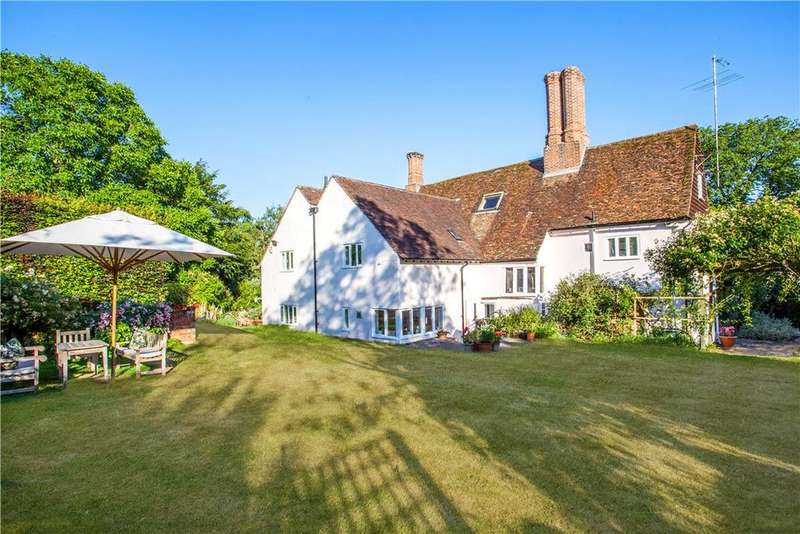 5 Bedrooms Detached House for sale in Great Hormead, Buntingford, Hertfordshire, SG9