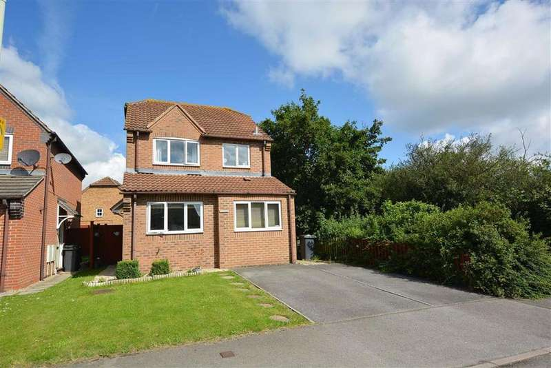 3 Bedrooms Detached House for sale in The Causeway, Quedgeley