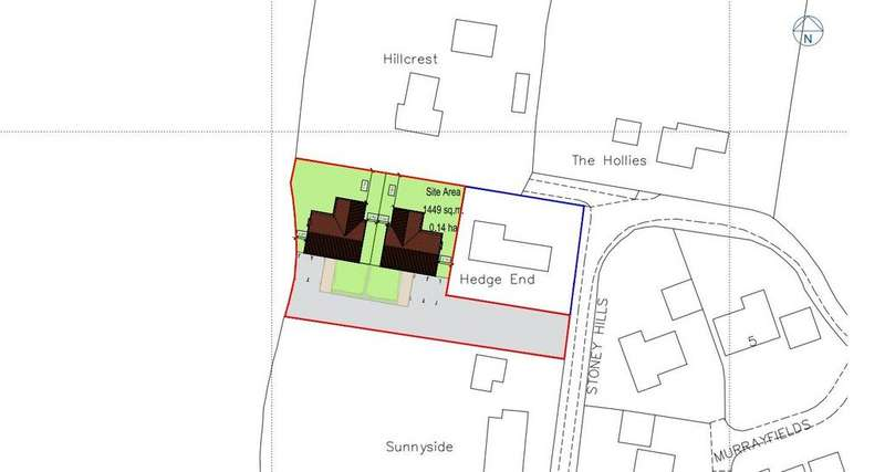 4 Bedrooms Plot Commercial for sale in Stoney Hills, Burnham-on-Crouch