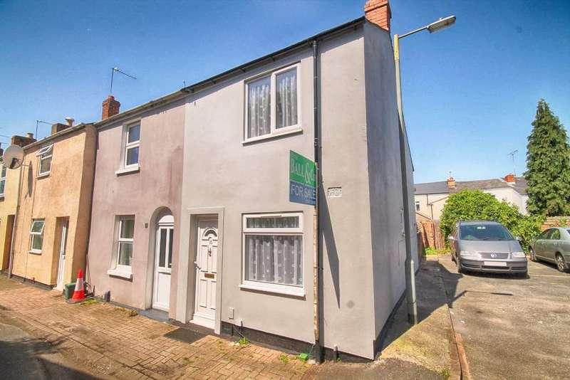 2 Bedrooms End Of Terrace House for sale in Whitehart Street, Town Centre, Cheltenham, GL51