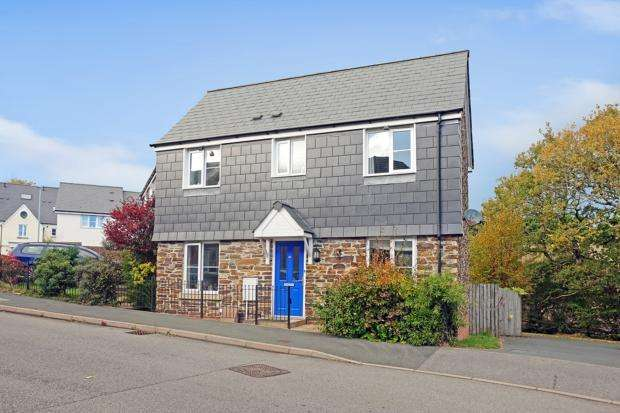 3 Bedrooms Detached House for rent in Kit Hill View, Launceston, PL15