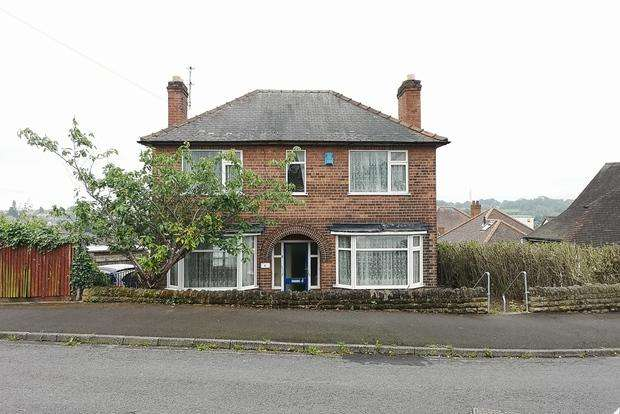 3 Bedrooms Detached House for sale in Bentley Avenue, Nottingham, NG3