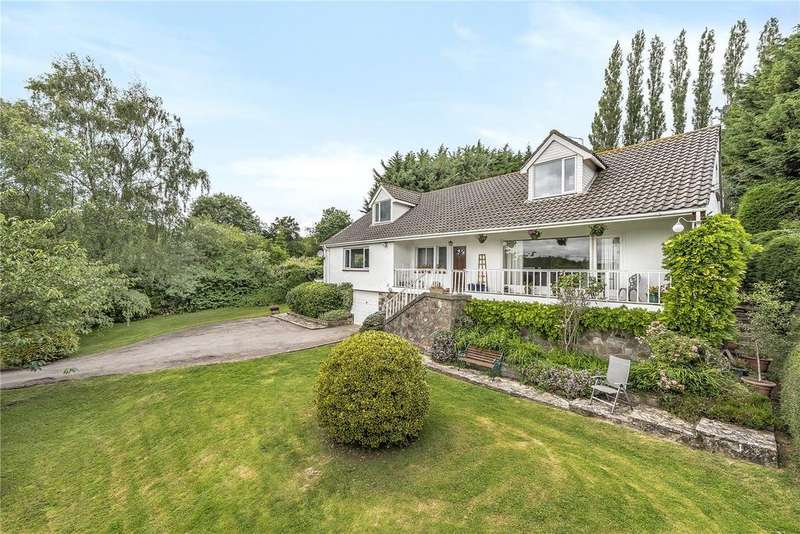 5 Bedrooms Detached House for sale in Riding Barn Hill, Wick, South Gloucestershire, BS30