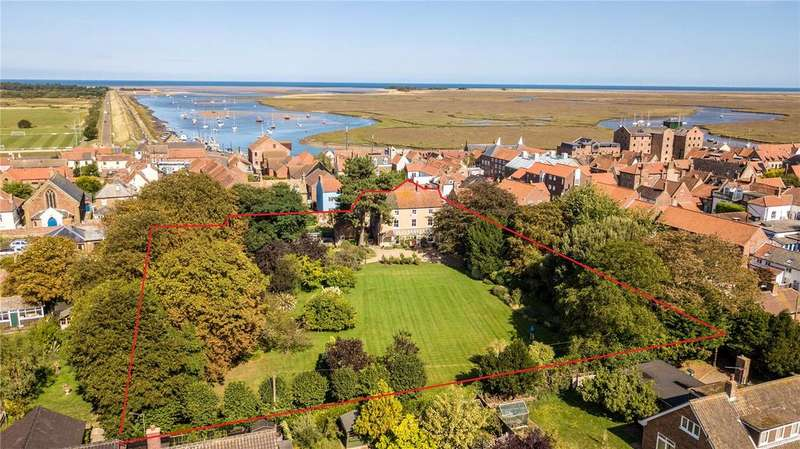 6 Bedrooms Unique Property for sale in Clubbs Lane, Wells-next-the-Sea, Norfolk, NR23