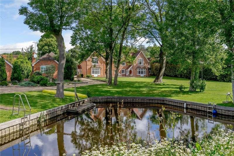 4 Bedrooms Detached House for sale in The Warren, Caversham, Berkshire, RG4