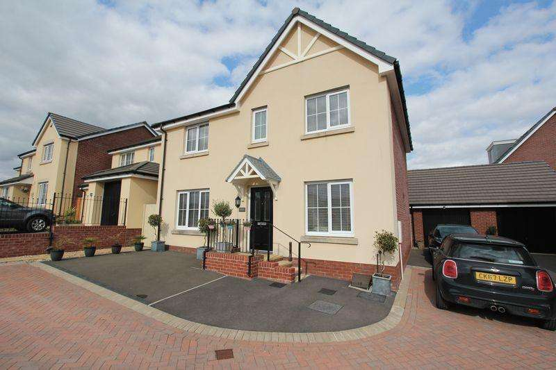 4 Bedrooms Detached House for sale in Heol Y Sianel, Rhoose Point