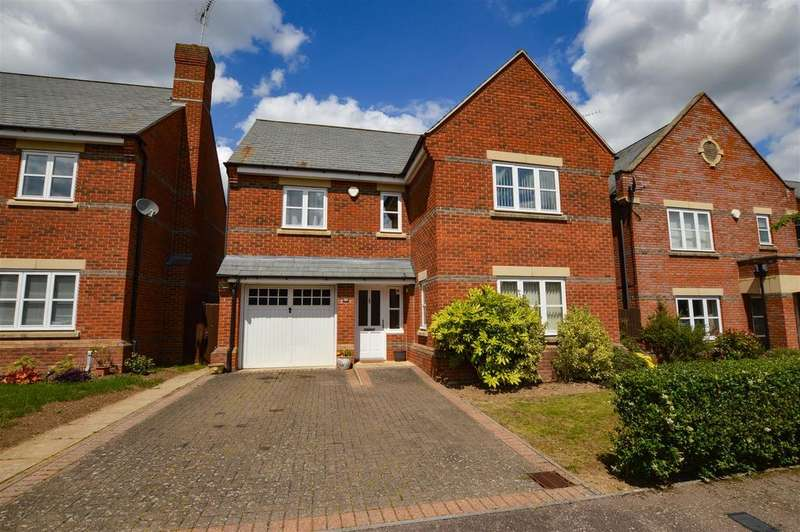 4 Bedrooms Detached House for sale in Rosemary Drive, Napsbury Park, AL2