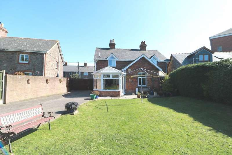 4 Bedrooms Detached House for sale in Sudbrook, Caldicot, NP26