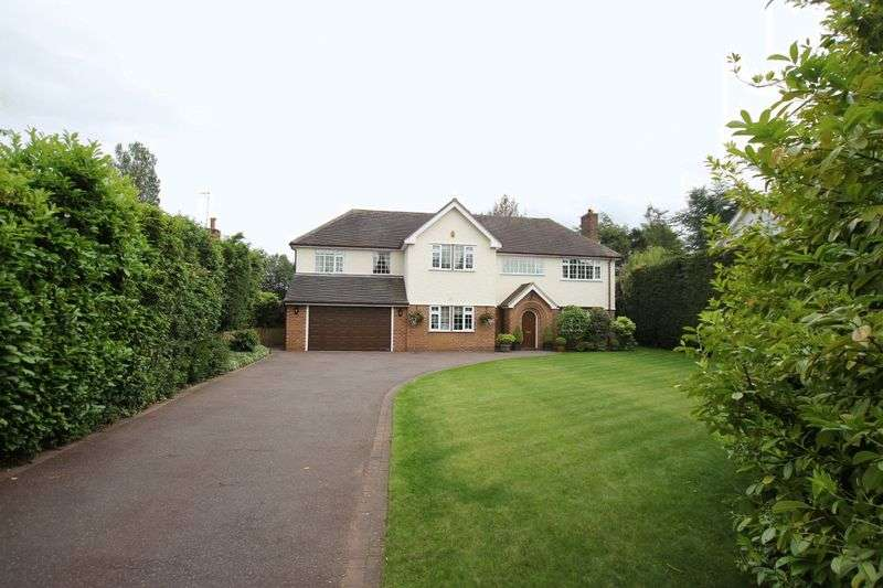 5 Bedrooms Property for sale in Croft Drive East, Caldy, Wirral