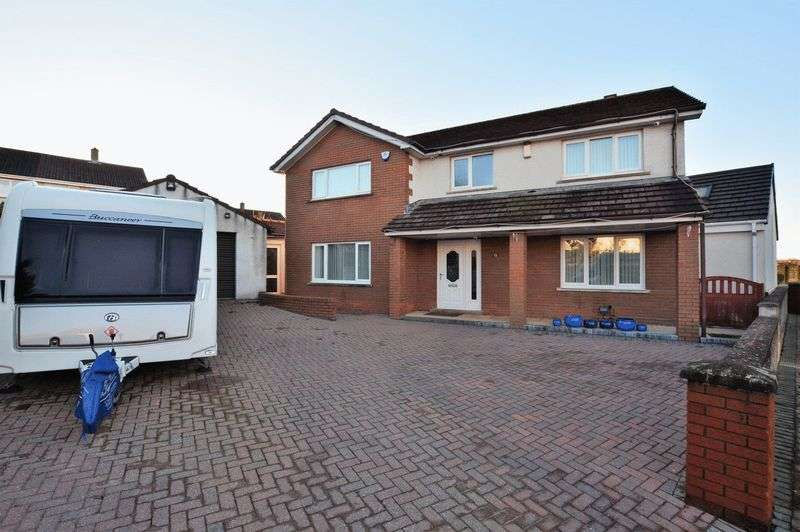 2 Bedrooms Property for sale in Lonsdale View Dearham, Maryport