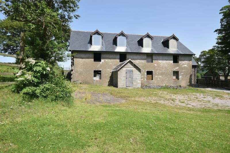 Property for sale in The Farmhouse, Lan Farm, Llanwonno Road, Mountain Ash