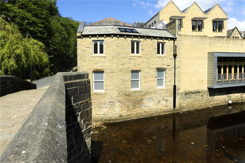 2 Bedrooms Apartment Flat for sale in Hebble House, Oldgate, Hebden Bridge, West Yorkshire