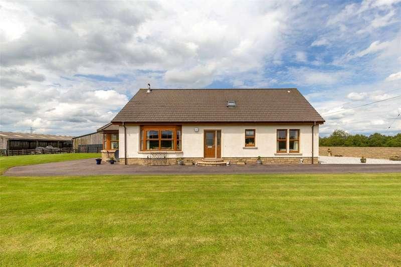 3 Bedrooms Farm Commercial for sale in Beechknowe Farm Lot 1, By Ochiltree, East Ayrshire, KA18