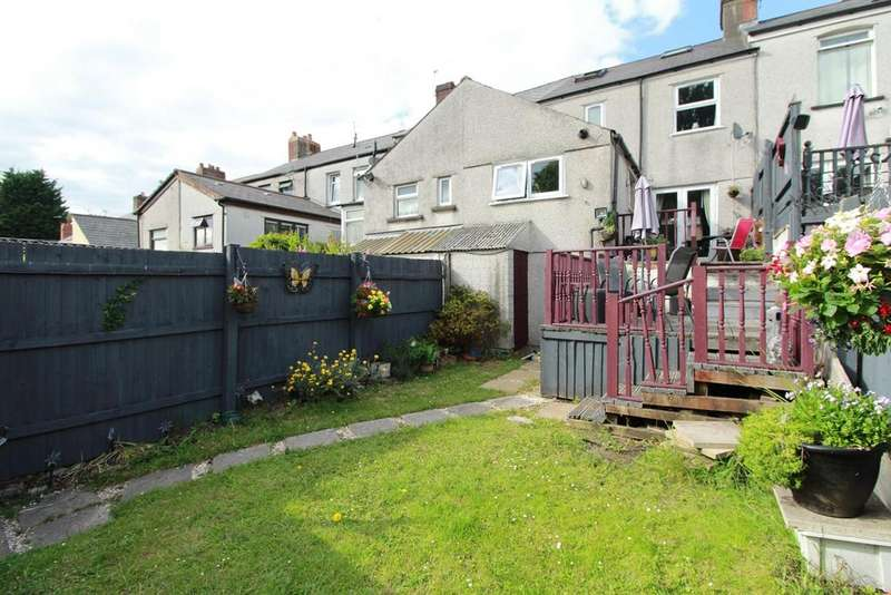 3 Bedrooms Terraced House for sale in Cefn Road, Rogerstone, Newport, NP10