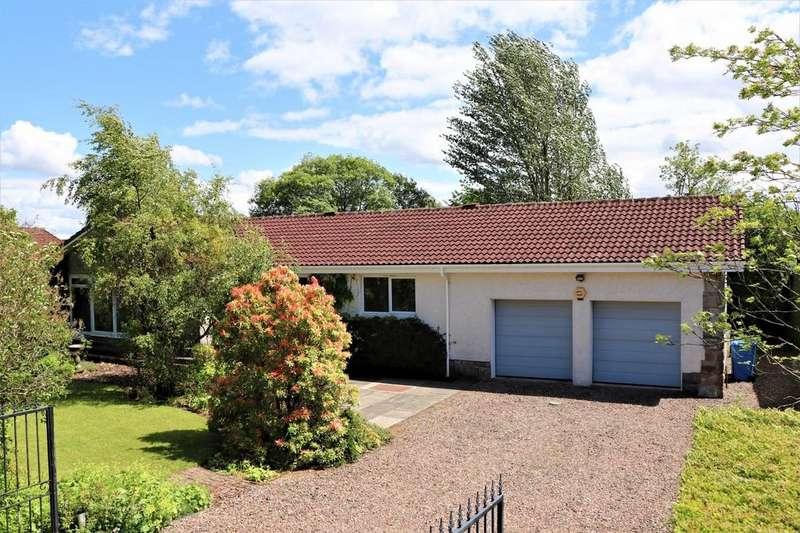 4 Bedrooms Bungalow for sale in Burngrange Court, West Lothian , EH55