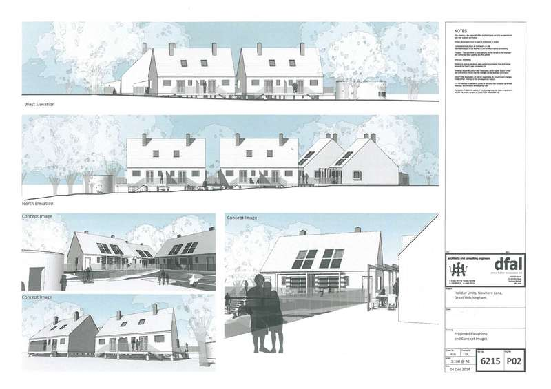 3 Bedrooms Plot Commercial for sale in Nowhere Lane, Gt Witchingham