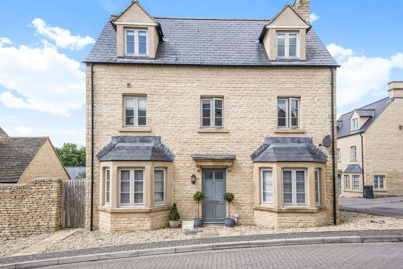 4 Bedrooms End Of Terrace House for sale in Savory Way, Cirencester